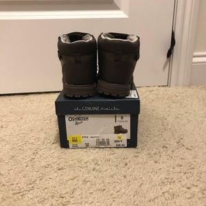 OshKosh B'gosh Shoes - OshKosh Toddler Boots NWOT